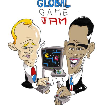Charge Global Game Jam
